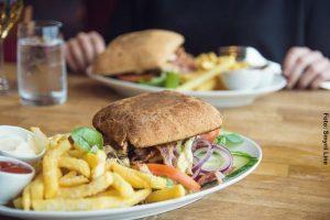 Island Fähre Restaurant Diner