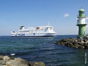 Fähren Schweden, Fähren nach Schweden