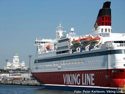 Finnland Fähren Helsinki