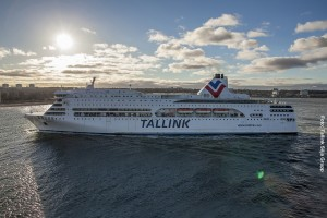 Fähre Stockholm - Tallinn