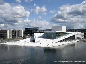 Städtereise Kiel - Oslo