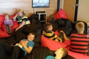 Island Fähre Kinderspielraum
